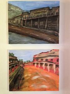 Paintings - wall