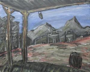Henning Ejnefjäll - Boulder city 1881